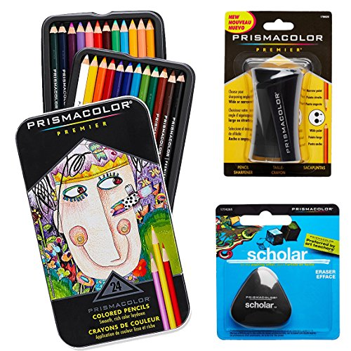 Prismacolor Quality Art Set - Premier