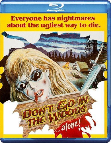 Don't Go in the Woods [Blu-ray/DVD Combo]