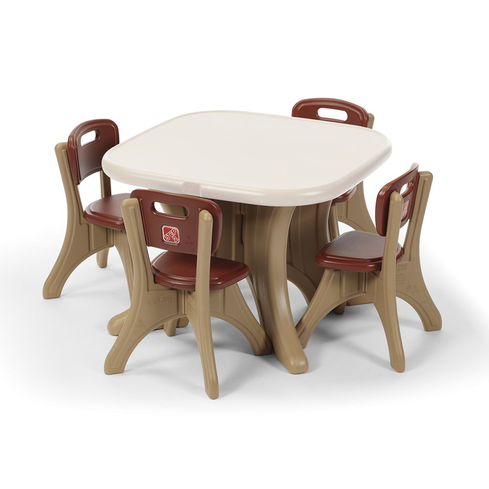 Step2 New Traditions Table and Four Chairs Set