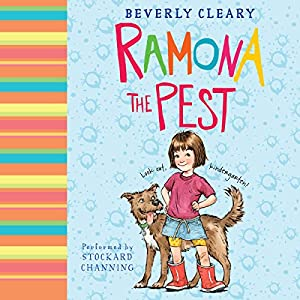 Ramona the Pest Audiobook