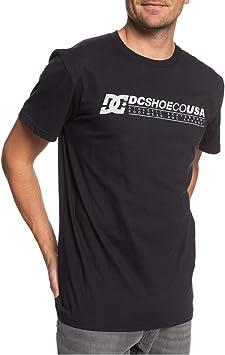 DC Shoes Longer-Camiseta para Hombre: Amazon.es: Deportes y aire libre