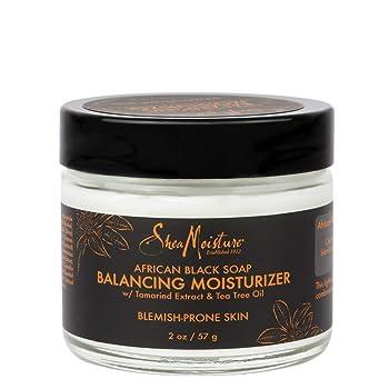 SheaMoisture African Black Soap Balancing Moisturizer