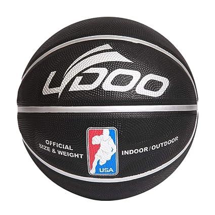 0Miaxudh Baloncesto, Baloncesto de Caucho para Interiores al Aire ...