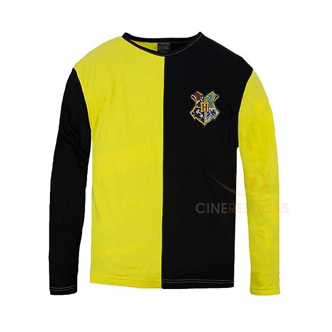 Cinereplicas Camiseta Harry Potter - Estilo Triwizard y Quidditch - Oficial: Amazon.es: Ropa y accesorios