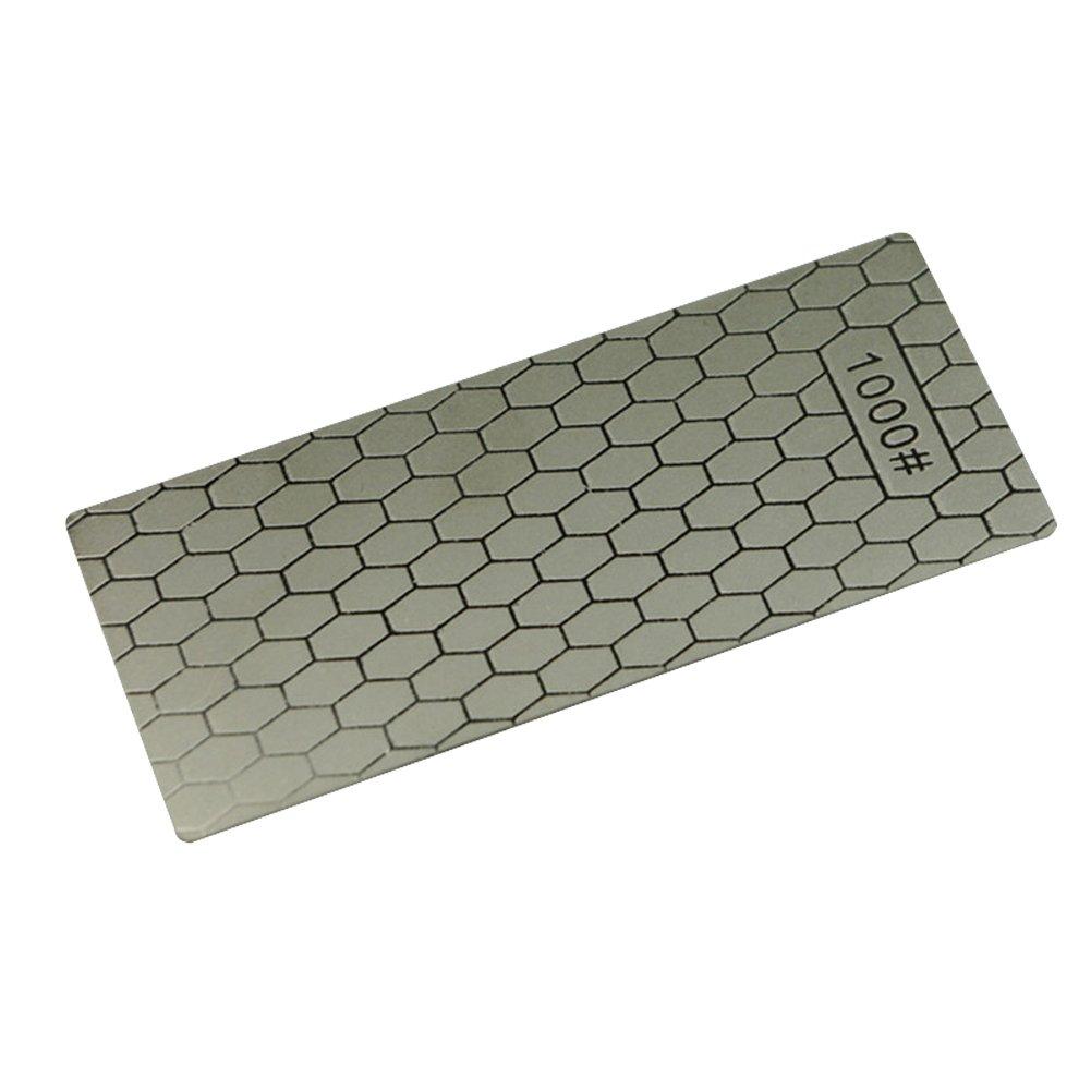 Zantec 1000# Mesh Honeycomb Style Diamond Messerschä rfer Schä rfplatte Grindstone
