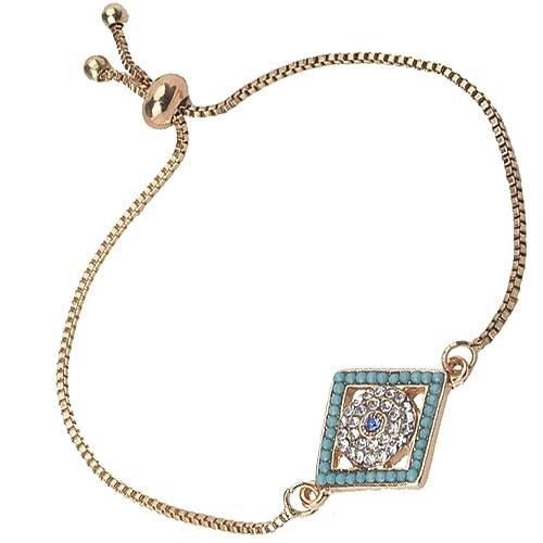 Lion & Son Aphrodite – Brazalete de oro, tipo cadena, accesorio de mujer