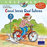 Conni lernt Rad fahren.