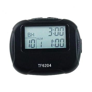 EGOERA reg; Profesional Digital Reloj temporizador de intervalos, Contador de Tiempo/Temporizador de