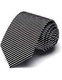 XIANGUO Men's Tie Stripe Fashion Pattern Necktie Business Tie For Man ( Multiple Colors)