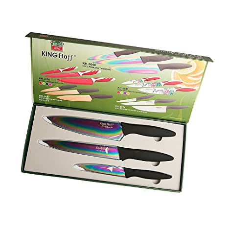 Compra Original juego de cuchillos de titanio para cama de ...