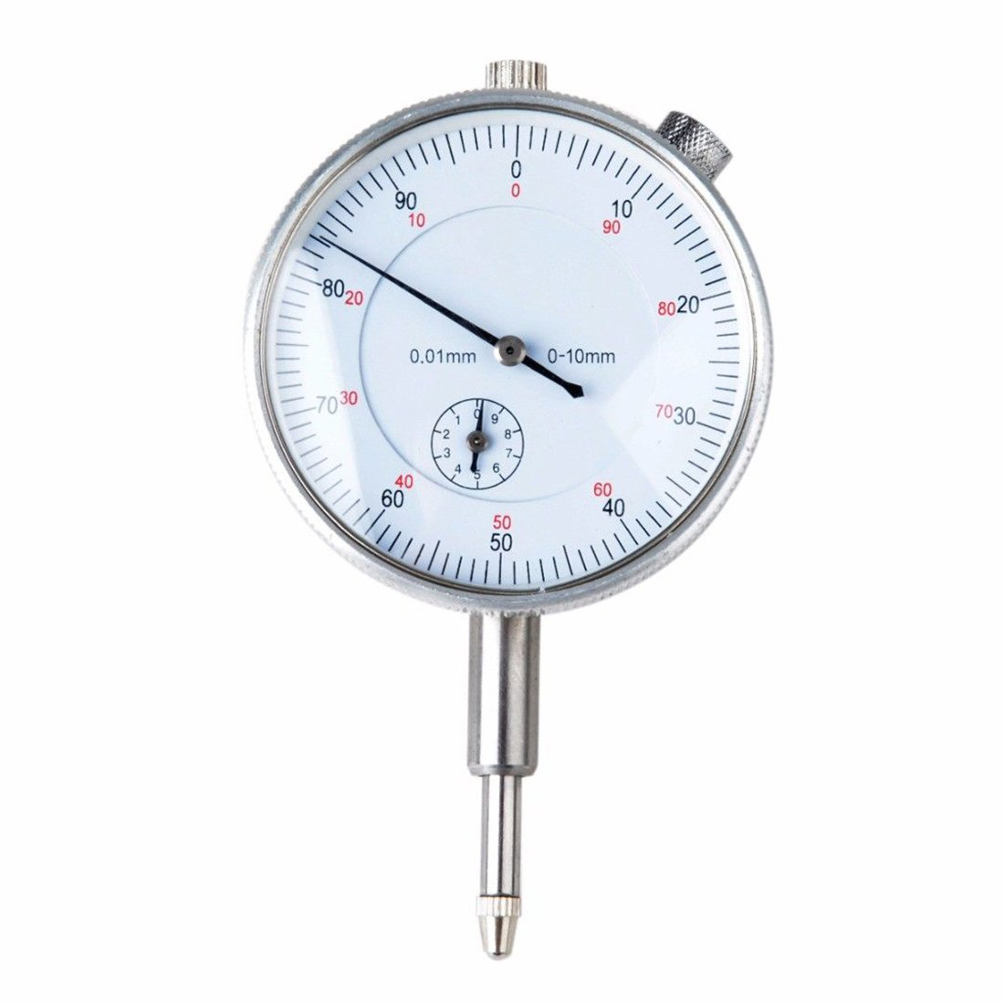SODIAL Dial Gauge Indicator Precision Metric Accuracy Measurement Instrument 0.01mm