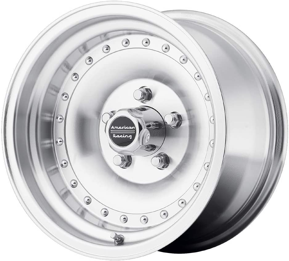 American Racing AR61 Outlaw I Black Wheel with Painted Finish 15 x8//5x127