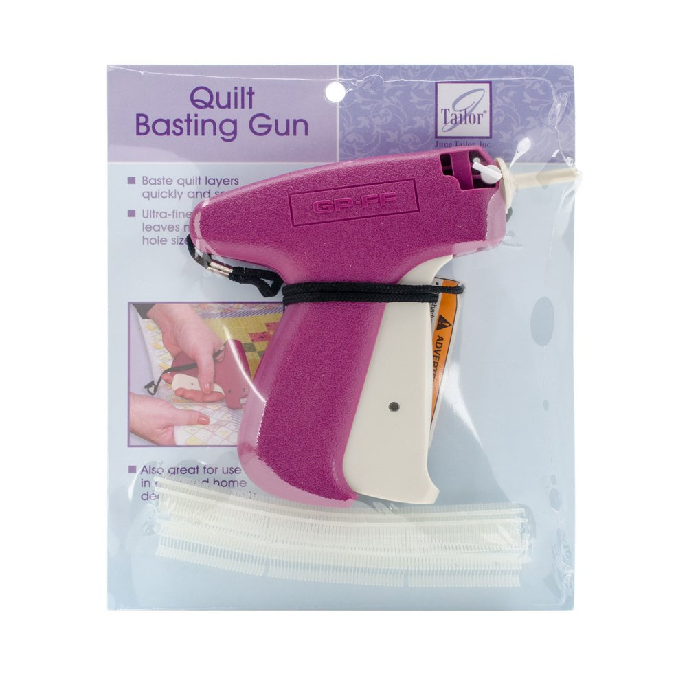 Quilt Basting Gun- 1 pcs sku# 642216MA by June Tailor