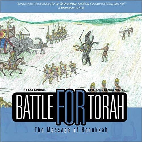 Pagina Para Descargar Libros Battle For Torah: The Message Of Hanukkah PDF Gratis Descarga