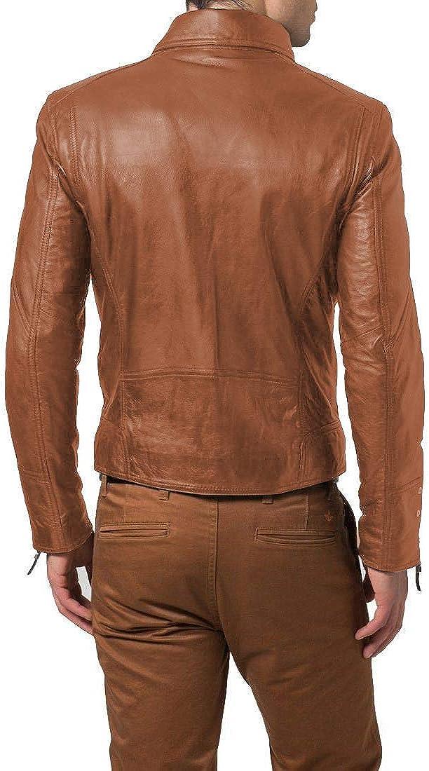 1501477 Black, Fencing Jacket Laverapelle Mens Genuine Lambskin Leather Jacket