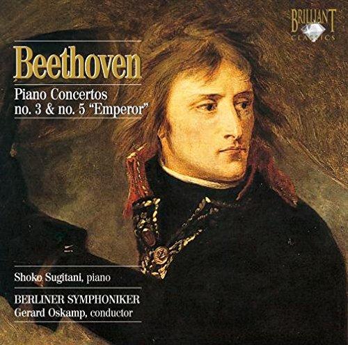 (Piano Concertos No.3 & 5)