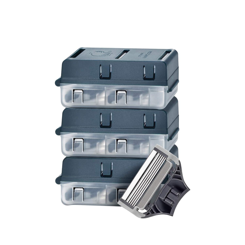 Harry's Razor Blades Refills - Razors for Men - 12 count