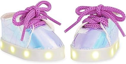 Battat – Cosmic Glow Light-up Shoes