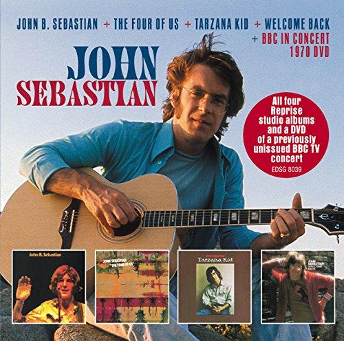Price comparison product image John B. Sebastian & Four of Us & Tarzana Kid & Wel