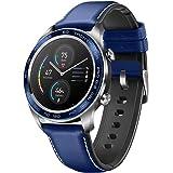 Huawei Hounor Orologio Magic Smart Watch 1.2 Pollici Schermo in Colore Amol GPS Orologio da Polso 390 * 390 Monitor di frequenza cardiaca pedometro Tracker di Esercizi (blu)