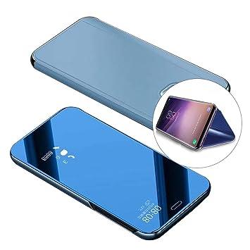 Carcasa Xiaomi Redmi 5 tapa transparente, color azul Xiaomi ...