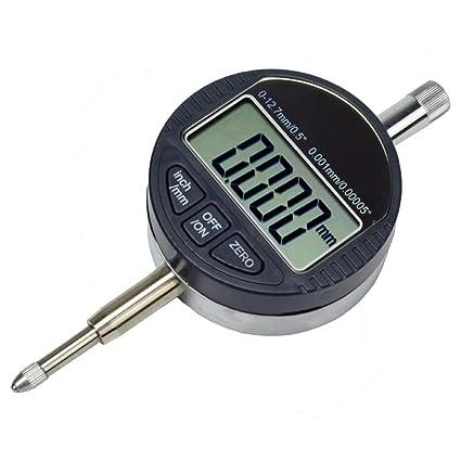 """Comparador digital Drillpro 0.01/.0005 """"indicador digital de numeración de sonda digital"""