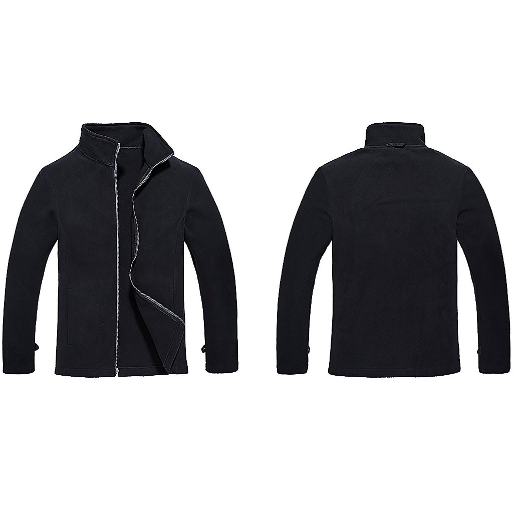 Dnstar Mens 3in1 Fleece Big and Tall Jackets Winter Coats Plus Size