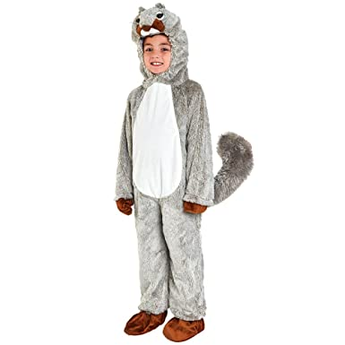 toddler squirrel halloween costume size 2 4t