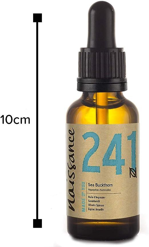 Naissance Aceite Natural de Espino Amarillo 30ml 100% puro vegano ...