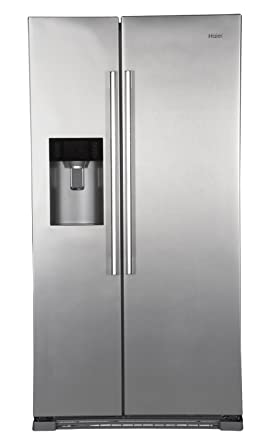 Haier HRF-628IF6 Frost-free Side-by-Side Refrigerator (628 Ltrs ...