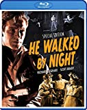 He Walked by Night (Special Edition) - Blu-ray