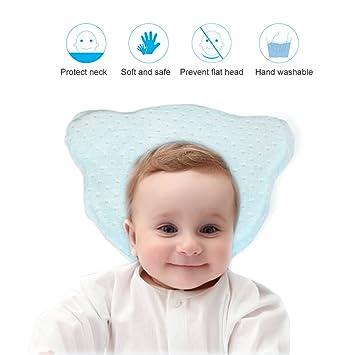Amazon.com: Almohada para bebé – Juego de cama de bebé de ...