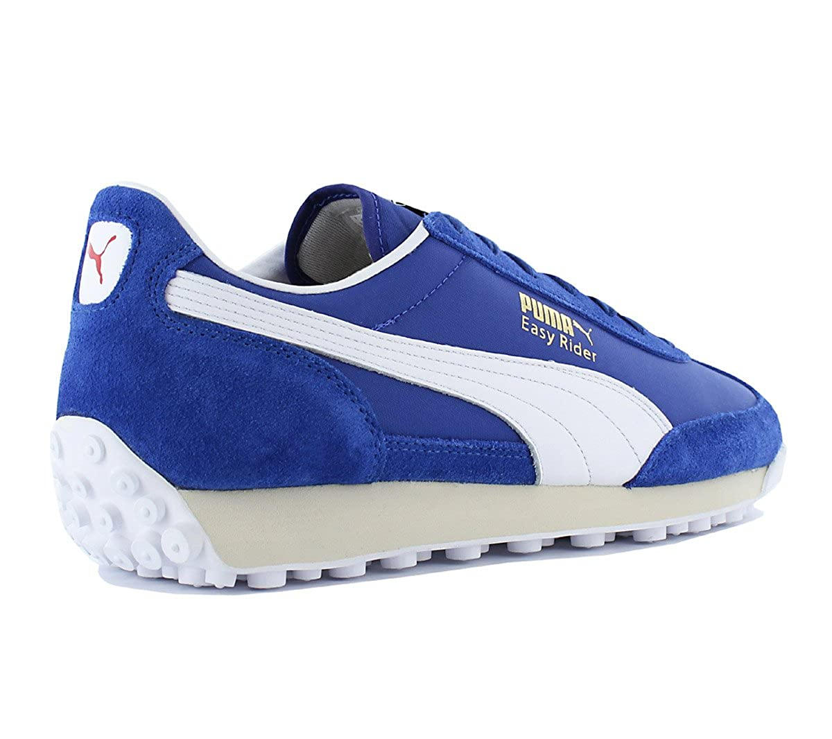 a01377299bd4 Puma Easy Rider VTG Footwear Blue Mens Trainers Sneaker Shoes   Amazon.co.uk  Shoes   Bags