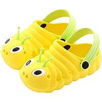 Sandalias Unisex Niños Respirable Malla Zapatillas Verano Zuecos Antideslizante Piscina Jardín Zapatos