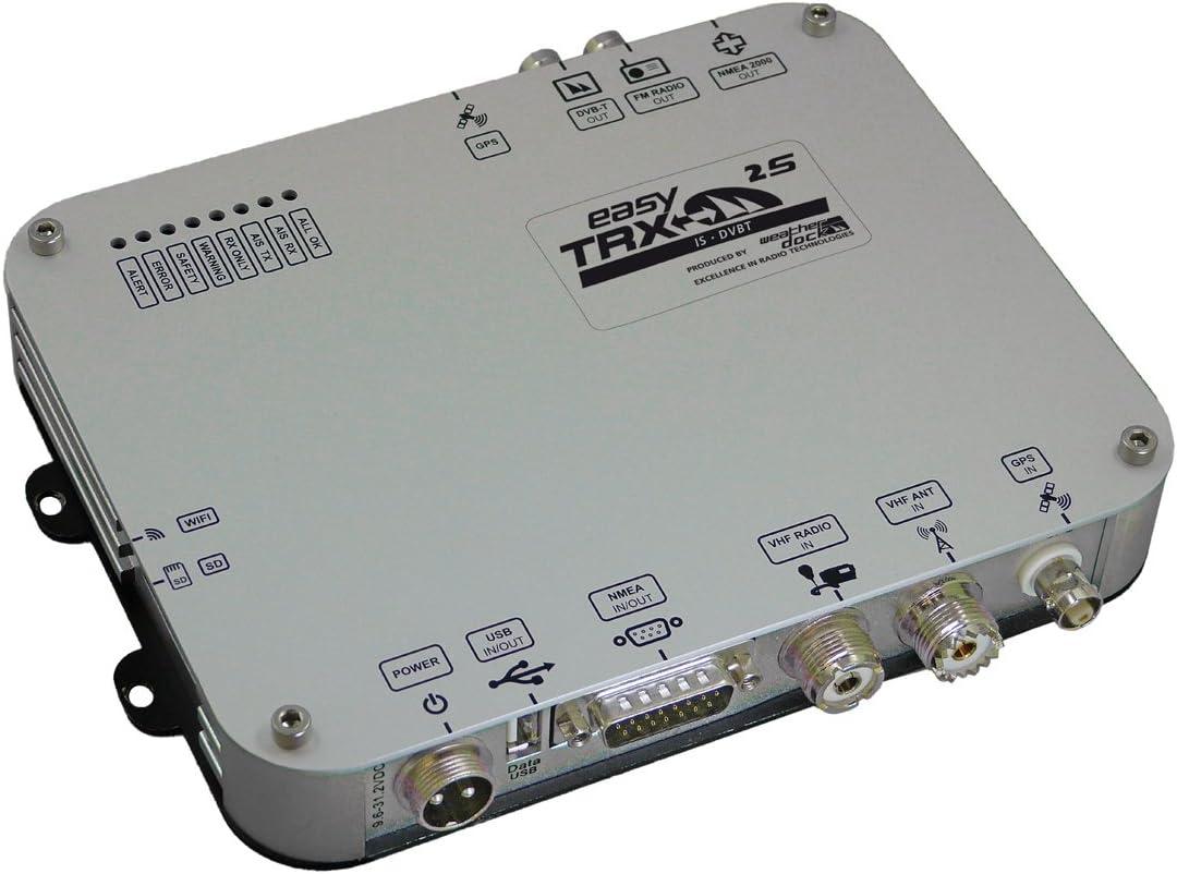 weatherdock – A152 AIS transpondedor easytrx2s de IS de idvbt ...