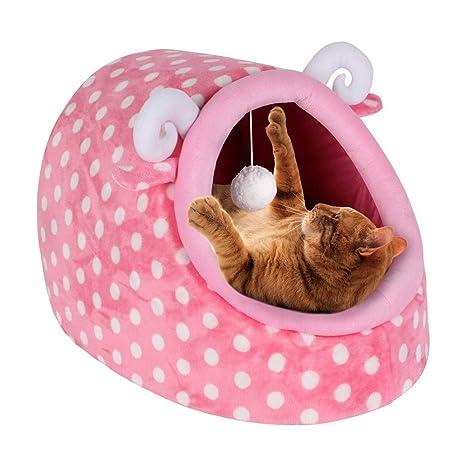 Amazon.com: &liyanan Casa para mascotas para gato y perro ...