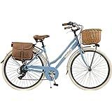 Via Veneto by Canellini Bicicleta Bici Citybike CTB Mujer Vintage Retro Via Veneto Aluminio