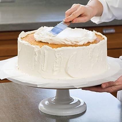 UPKOCH 5Pcs Cake Scraper Cake Icing Scraper Cake Smoother Scraper Cutters Smoother Tool