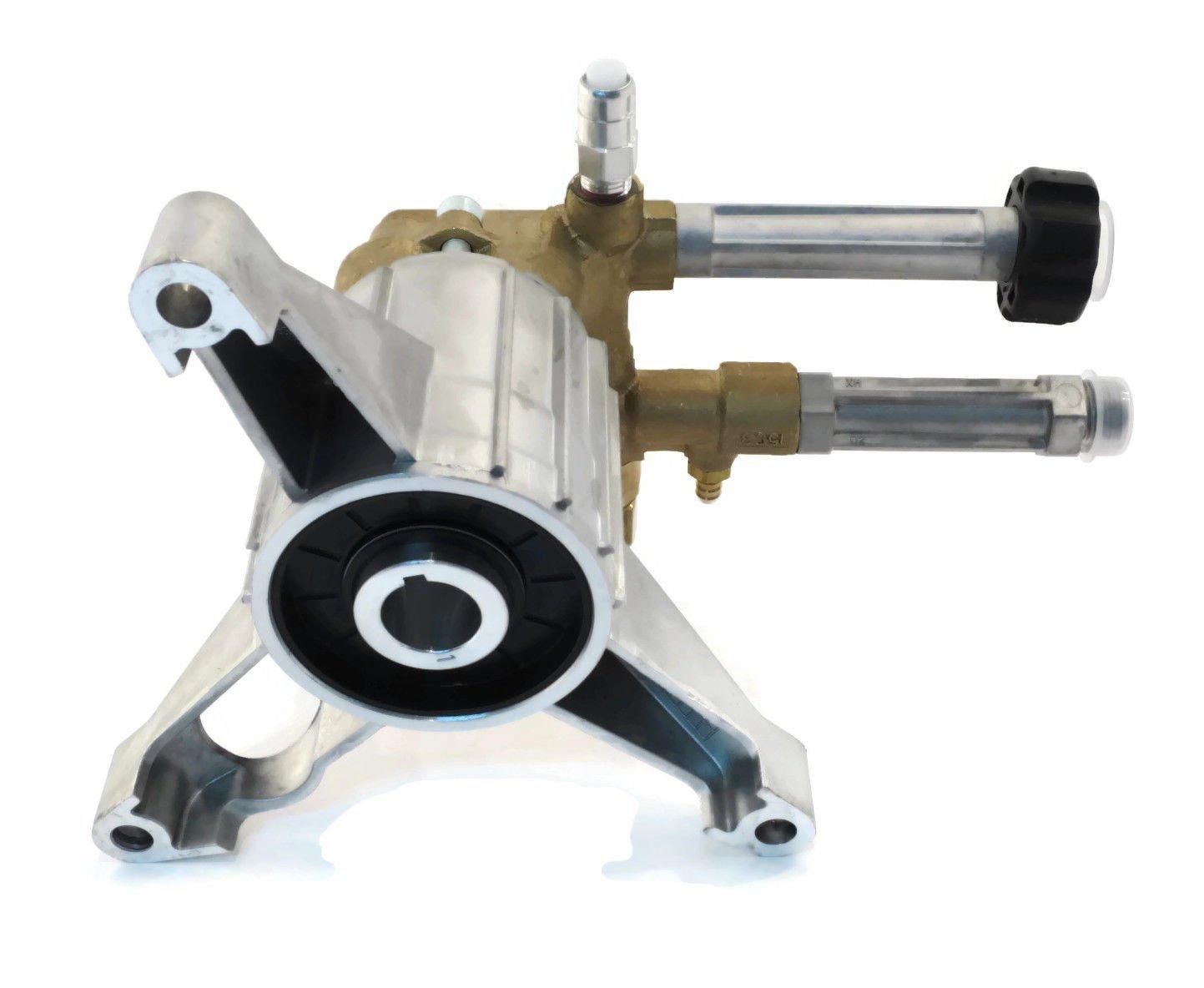 Annovi Reverberi RMW25G28-EZ 2800 Psi, Brass Triplex Plunger Pumps, with EZ Start by Annovi Reverberi