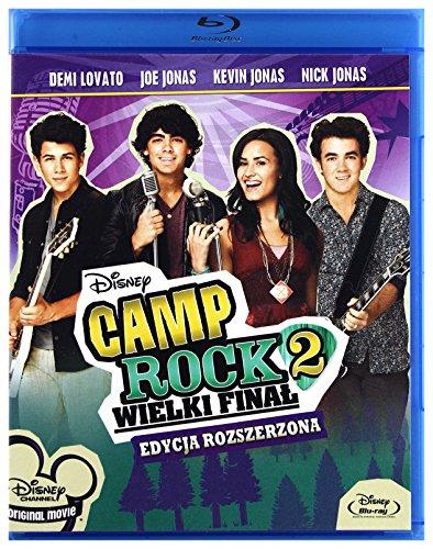 - Camp Rock 2: The Final Jam (2010) [Blu-Ray] (English audio. English subtitles)