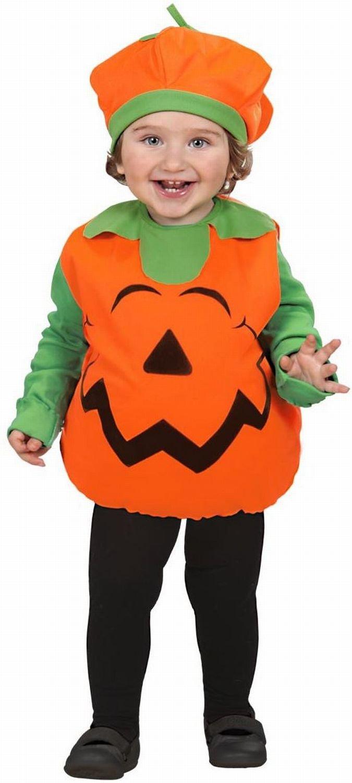 Disfraz calabaza Halloween Bebé