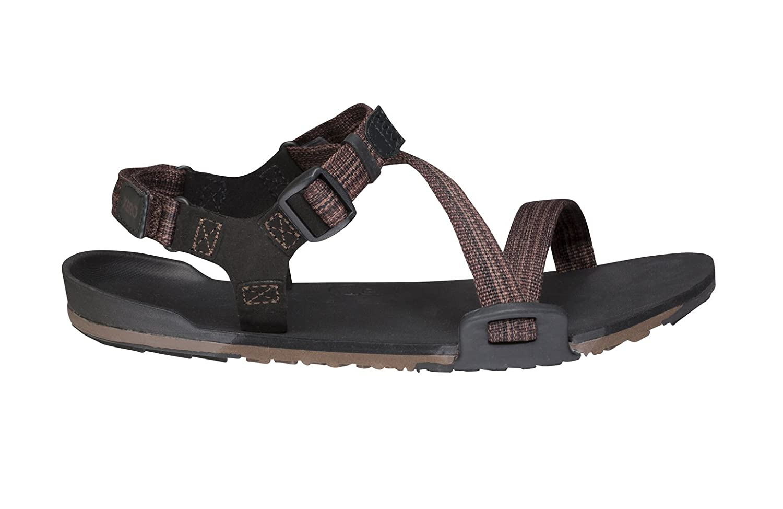 Xero Shoes Z-Trail Lightweight Sandal - Barefoot-Inspired Hiking, Trail, Running Sport Sandals - Women's B06ZXVHGCP 9 B(M) US Multi-brown