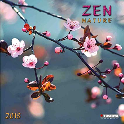 AV - Calendario 2018 de naturaleza zen (incluye agenda de ...