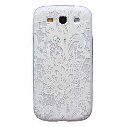 175 opinioni per HUANGTAOLI Custodia Case Cover TPU per Samsung Galaxy S3 SIII i9300/S3 Neo i9301