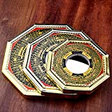Better us Chinese Feng Shui Convex Bagua Mirror