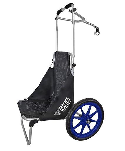 Amazon.com: Seattle Sports Carrito de bicicleta plegable ...