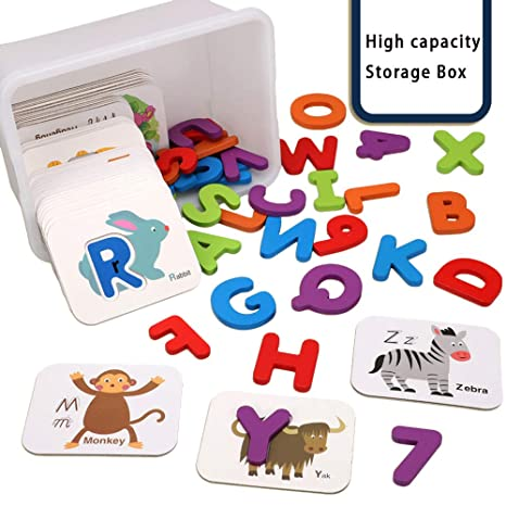 Children & Ya Non-fiction Animal Flash Cards Increase Skill Self Learning Education Fun For Kid Baby Child Science & Nature