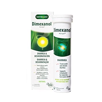 Benegast Dimexanol Diarrhea And Dehydration 10tablets