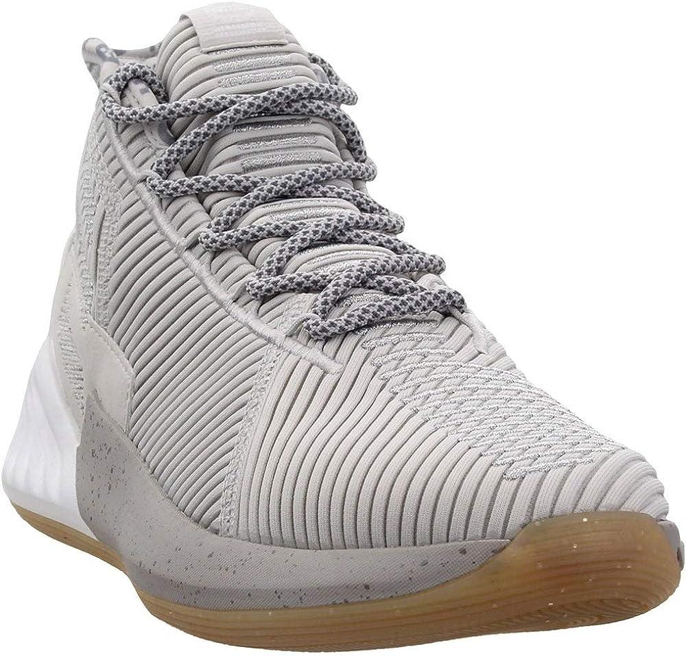Convertir Aislante revista  Amazon.com | adidas Mens D Rose 9 Basketball Sneakers Shoes Casual - Grey |  Basketball