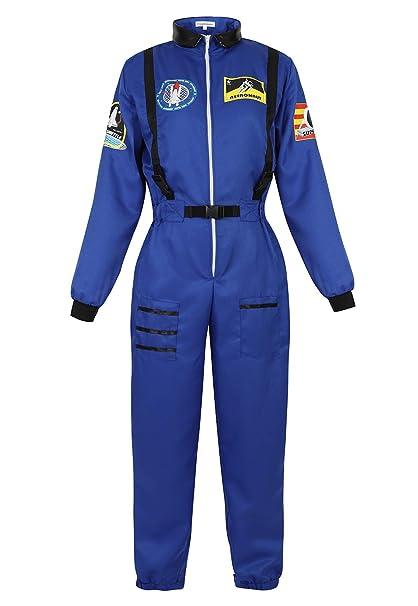 Amazon.com: Disfraz de aviador para adultos, color verde ...